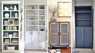 20 Brilliant Billy Bookcase Hacks From IKEA