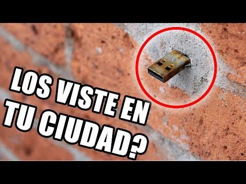 💾 Memorias USB OCULTAS en la ciudad 💾 Dead Drops Hunter #1