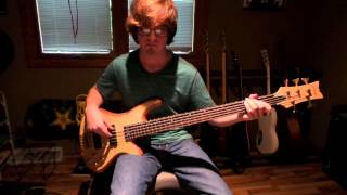 Love, Love, Love by Donny Hathaway Bass Cover