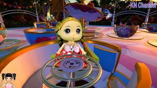 ChiChi ToysReview TV - Trò Chơi cuộc đua kỳ thú trong công viên biển tập cuối