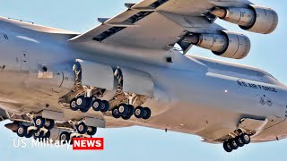 The Largest Aircraft In The U.S. Military