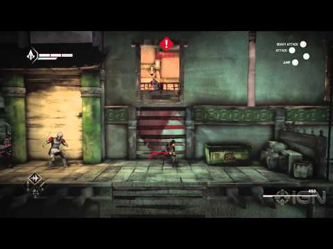 Gameplay de Assassin's Creed Chronicles: India
