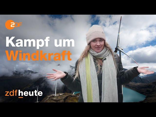 Wymowa wideo od Windkraft na Niemiecki