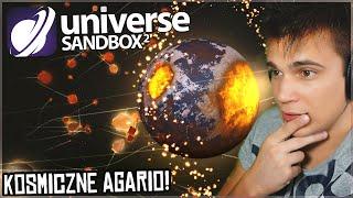Kosmiczne Agario! :D - Universe Sandbox 2 #6 [PL]