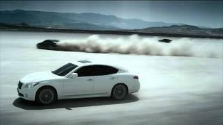 Infiniti M30d Diesel (Y51) commercial