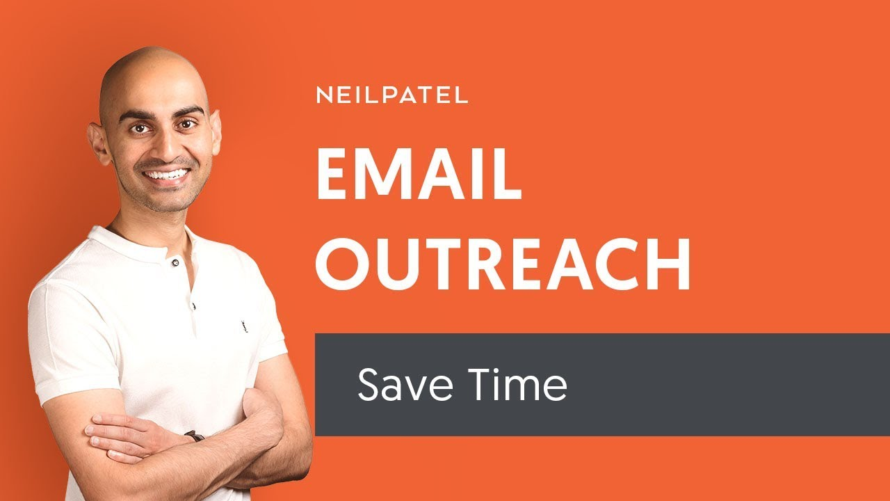 How to Save Time on Email Outreach