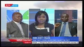 News Centre: IEBC exit talks(part 2), 30/9/2016