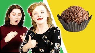 Irish People Taste Test Brazilian Food