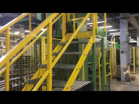 Video - Drum making manufacturing line for 34 up to 68 Liter drums