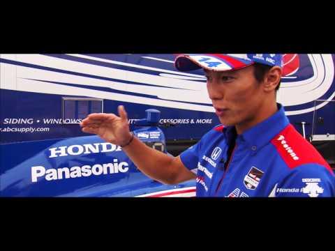 Honda Racing TV - Episode Seven - Takuma Sato