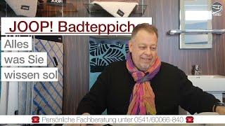 JOOP Badteppiche - Made in Germany