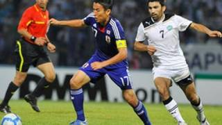 Uzbekistan vs Japan: 2014 FIFA World Cup Asian Qualifiers - (Round 3, Match Day 2)