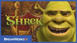Shrek's Fairytale Freestyle | NEW SHREK