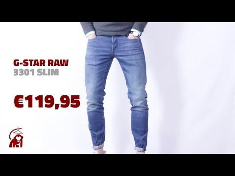 G-STAR RAW 3301 Slim - 51001 9118 071