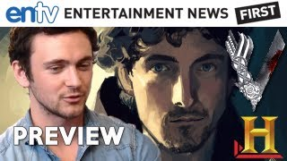 "History Channel Preview with George Blagden Plus ""Les Mis One Day More"""