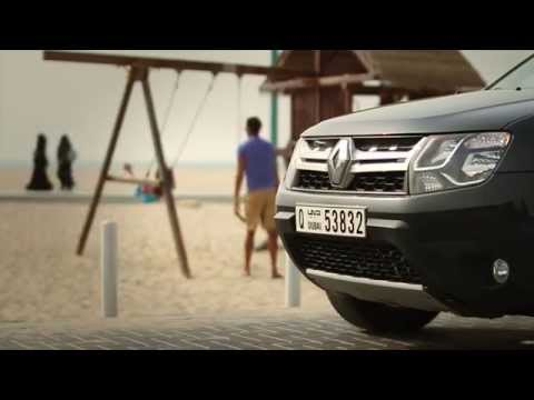Renault  Duster Паркетник класса J - рекламное видео 3
