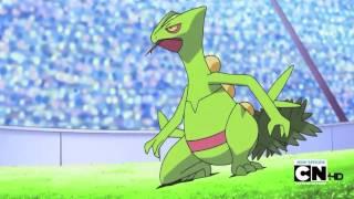 Pokemon Battles: Ash vs Tobias Dp Sinnoh League (Full Battle)