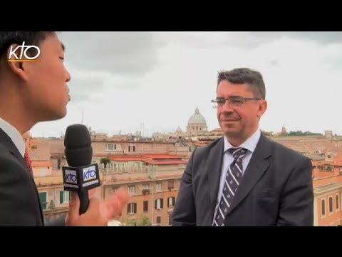Laurent Landete : L'élan après les canonisations