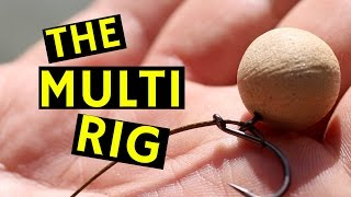 CARP FISHING POP UP RIGS THE MULTI RIG