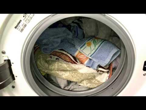 Waschlappen waschen in Waschmaschine Seiflappen reinigen Buntwäsche bei 60 Grad Anleitung