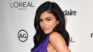 Kylie Jenner SPOTTED Getting Baby Furniture Delivered To Her House