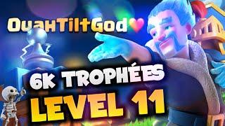 J'atteins Les 6000 TrophÉes En étant Level 11 !  Level 11 Vs Level 13