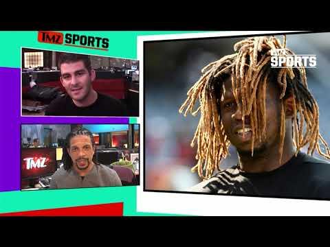 Atlanta Falcons DE Takkarist McKinley Detained By Police, Mental Evaluation | TMZ Sports