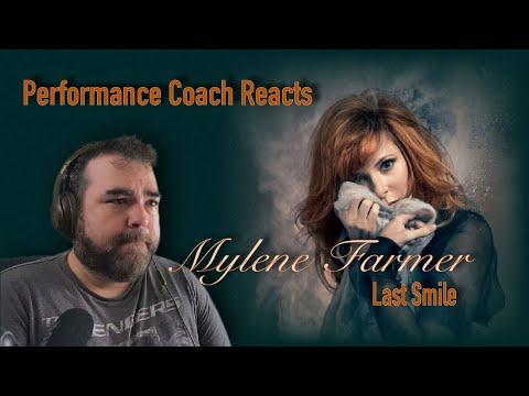 Performance Coach Reacts: Mylene Farmer - Last Smile