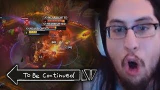 Imaqtpie - LEAGUE PLAYS YOU (DO NOT) WANT TO SEE...