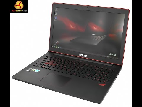 ASUS ROG G501JW Laptop Review