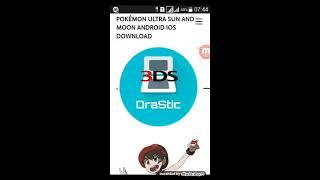 drastic ds emulator games pokemon sun and moon - Thủ thuật