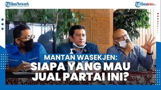 SBY Sebut Demokrat 'Not for Sale', Mantan Wasekjen Tri Yulianto: Siapa yang Mau Menjual Partai Ini?
