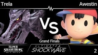 USW 2 - Trela (Ridley) vs FX | Awestin (Ness) Grand Finals - SSBU