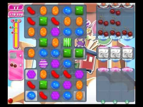 Candy Crush Saga Level 1712 - NO BOOSTERS