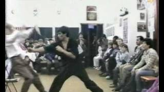 Wing Tsun Demo -Tassos
