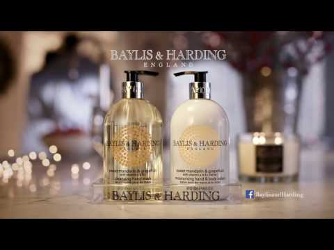 Baylis & Harding Commercial (2016 - 2017) (Television Commercial)