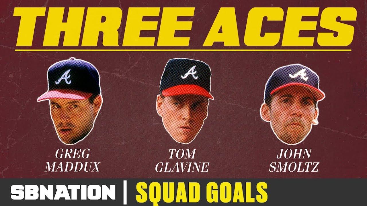 Atlanta's Big Three dominated baseball for a decade thumbnail