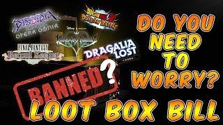 Senator Josh Hawley's Loot Box Bill, Should You Worry? Will it Pass? RIP to Gacha Games? YOU DECIDE!