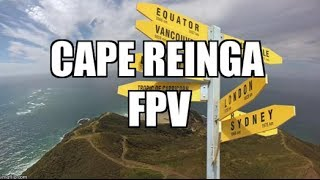 NZ FPV 11 - X8 Flying over the top of New Zealand