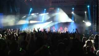 Video Rockové mrazenie 2012