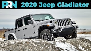 2020 Jeep Gladiator Overland Review