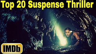 Top 20 Suspense Thriller Movies in World(Hindi Dubbed) as