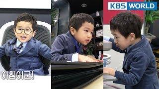 April Fool's surprise: Jiyong hired Seungjae LOL [The Return of Superman/2018.04.08]