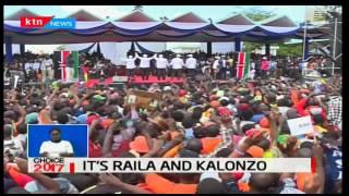 Will a Raila Odinga and Kalonzo Musyoka ticket be the force to take President Uhuru home in August?