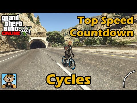 Fastest Cycles (2018) - GTA 5 Best Fully Upgraded Bikes Top Speed Countdown
