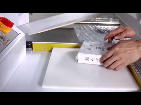 Selladora en escuadra FM400 EASYPACK Selladora para poliolefina termoencogible