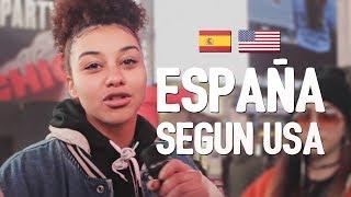 ESPAÑA según estadounidenses