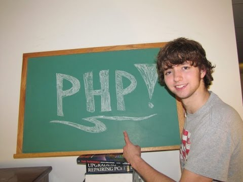 PHP Tutorial 1 – What is PHP?