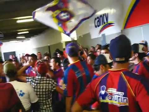 """Previa Monagas SC VS Zulia FC"" Barra: Guerreros Chaimas • Club: Monagas"