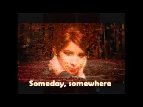 Barbra Streisand - Somewhere (with Lyrics) Mp3